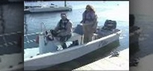 Dock a boat