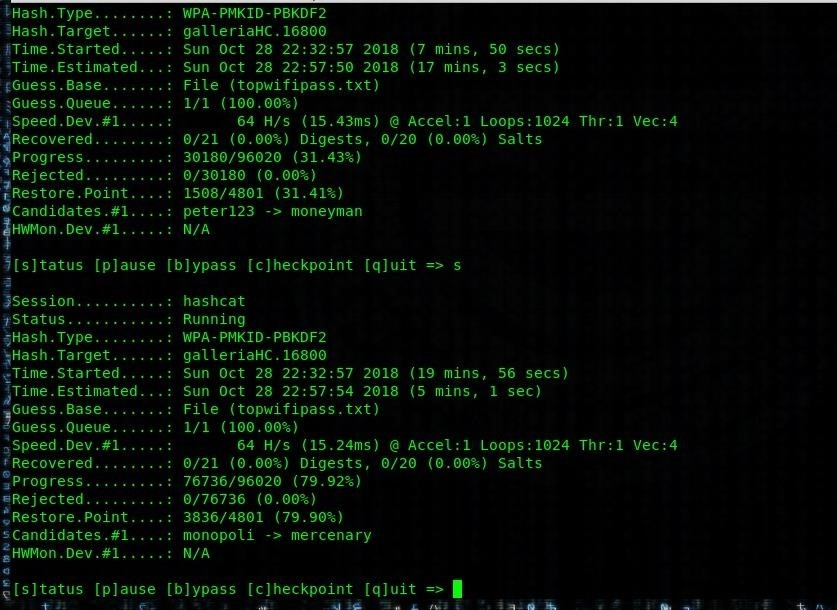 Hacking Wi-Fi: Cracking WPA2 Password Using the New PMKID Hashcat Attack