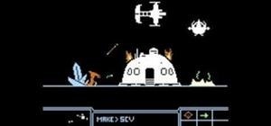8-bit Starcraft