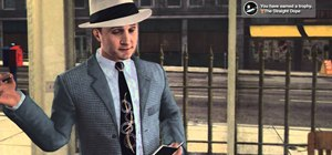 Earn the Femme Imbecile trophy from the L.A. Noire Slip of the Tongue DLC