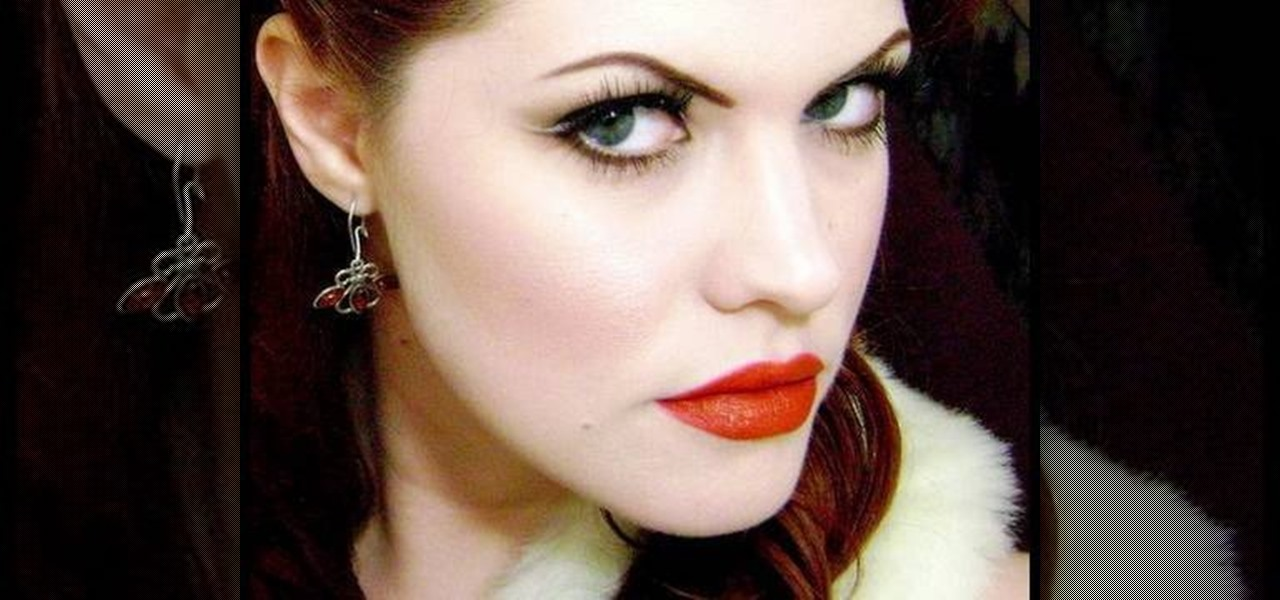 How To Create Queen Sophie Anne S Retro Makeup Look From
