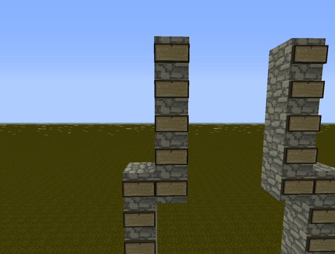 How to Make an Arched Roof in Minecraft