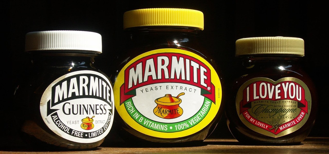 It's Marmite Time!