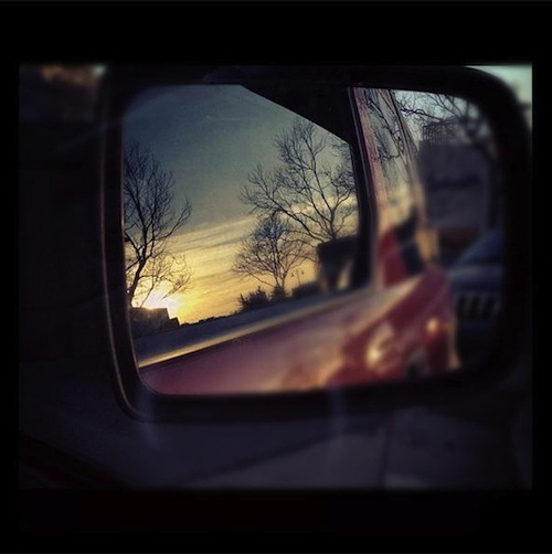 And the Winner of the Phone Snap Reflection Challenge Is...