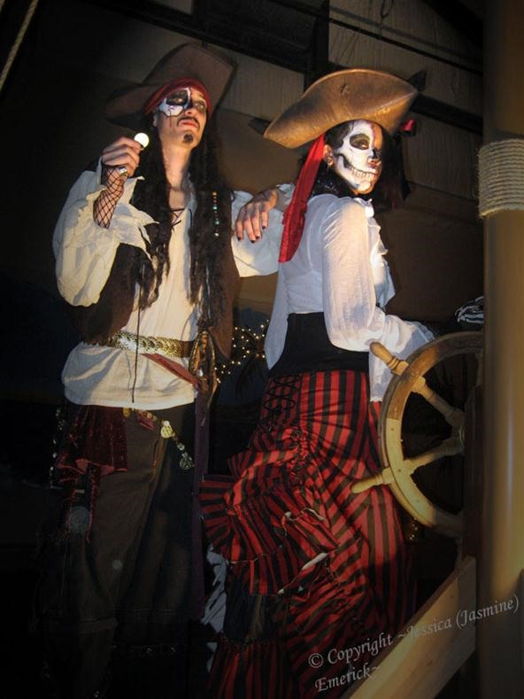 Horror Photography Challenge: Pirate Curse