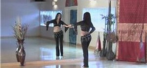 Get started belly dancing
