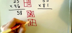 Do a fun fast multiplication trick