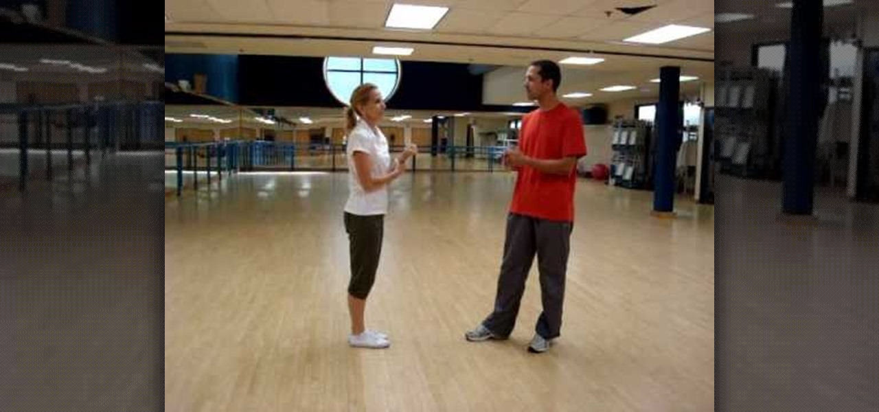 Dance Left Right Turn With Kick Ball Change X on 2 Step Dance Pattern