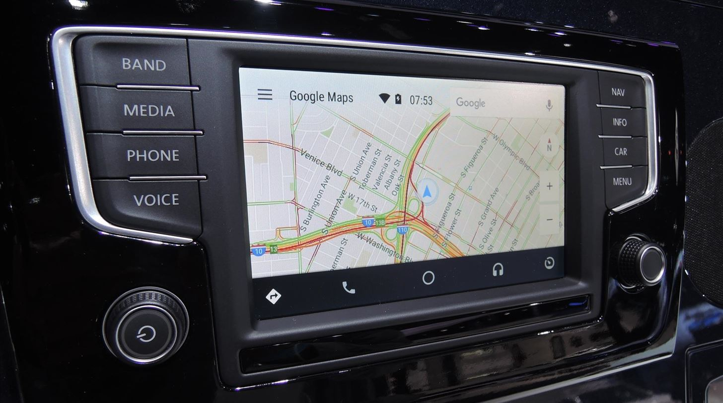 LA Auto Show: VW Does Infotainment the Right Way « Driving & Safety