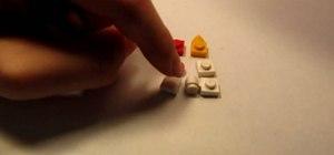 Build a LEGO chicken