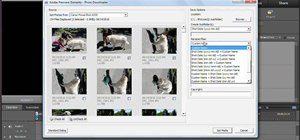 Capture video in Adobe Premiere Elements 9