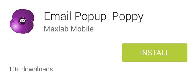 Keep Your Inbox Tidy with Quick-Action Popups for Emails on Your Galaxy S4