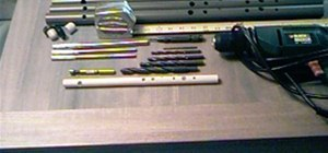 Directions and Dimensions for Making Inexpensive PVC Flutes