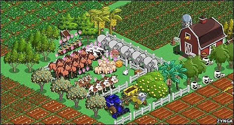 BBC 'Down on the FarmVille'