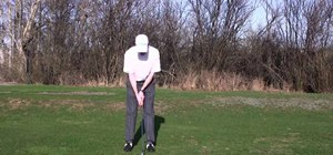 Properly finish your golf swing