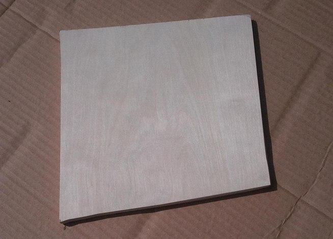 making wood look like metal 2