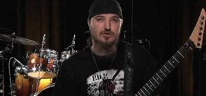 Do hybrid shredding on the guitar with Greg Harrison