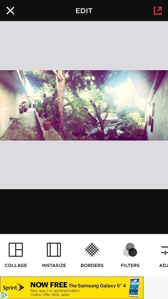How to Upload Full Panoramas to Instagram from Your iPhone