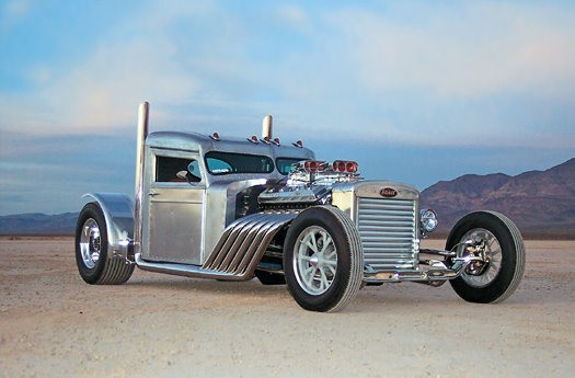 Piss'd Off Pete, the $100K Super Hot-Rod Hauler