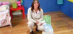 Potty train your toddler easily