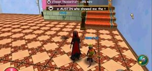 Change into your pet in Wizard 101 (09/15/09)