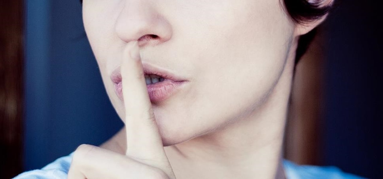Why Keeping Quiet at Work Is Actually a Good Thing