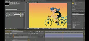 Use the Puppet tool in Adobe After Effects CS5