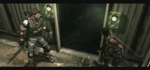 Walkthrough Resident Evil 5, Chapter 5-2: Experimental
