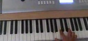 "Play ""New Soul"" by Yael Naïm on piano"