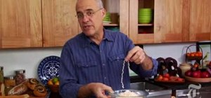 Make Japanese yakisoba with pork with Mark Bittman