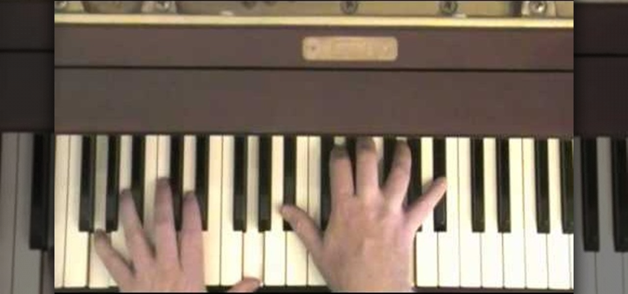 How To Play The Beatles Across The Universe On Piano Piano
