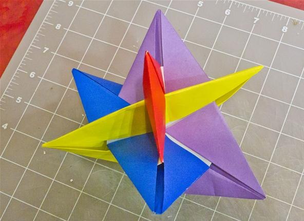 Origami Computer Science