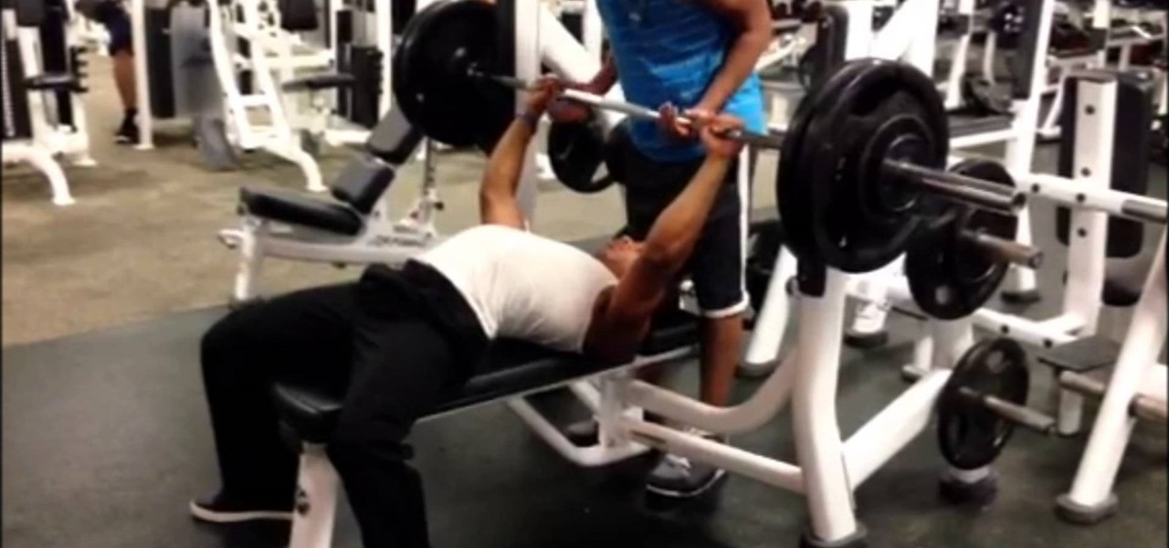 16 Year Old Benching 250 Pounds « Duggahfitness :: WonderHowTo