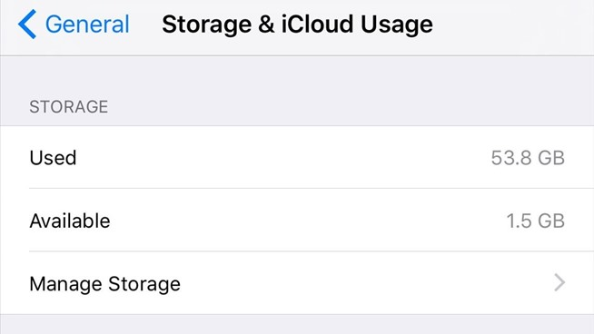 This Easy Trick Frees Up Lots of Storage Space on Your iPhone