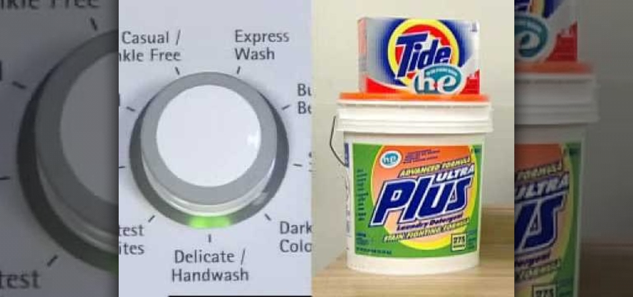 How to Avoid detergent residue on your high efficiency