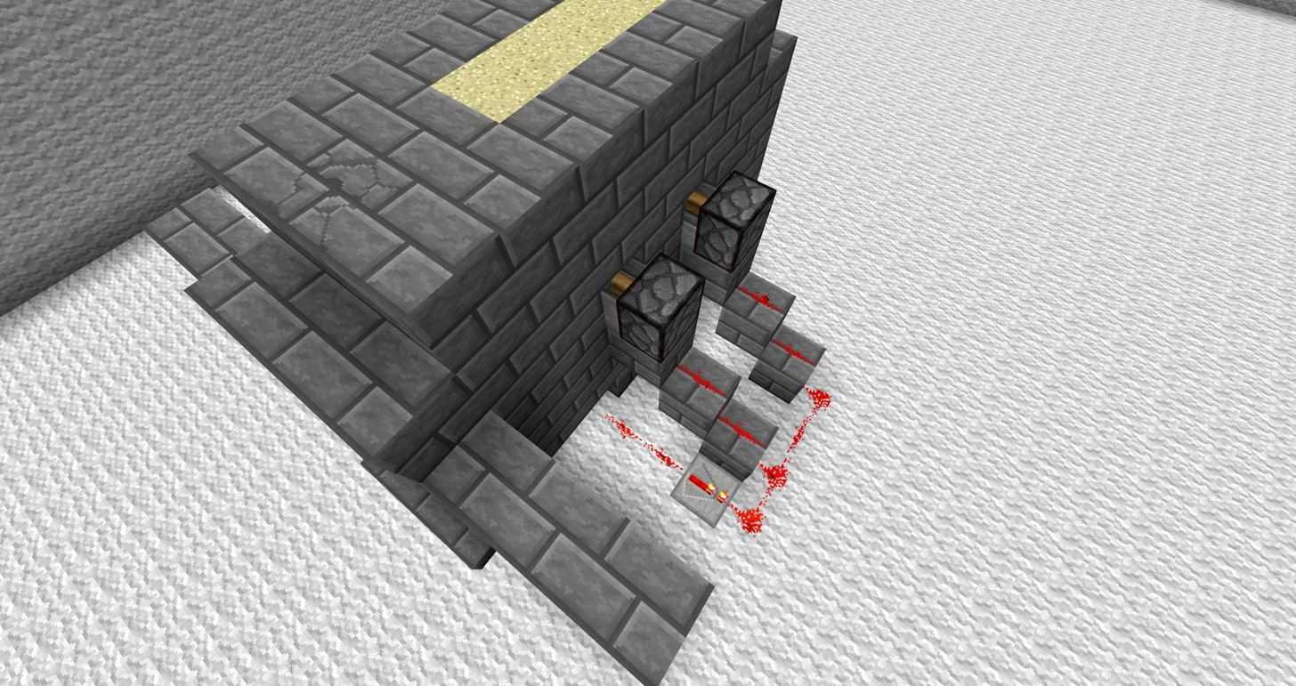 Minecraft World's Weekly Workshop: Building a Suffocation Trap