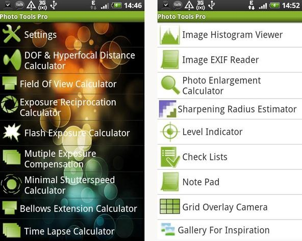 10 Photography Apps for Android « Giveaway Tuesdays! :: WonderHowTo