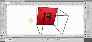 Create 3-D perspective boxes in Adobe Fireworks