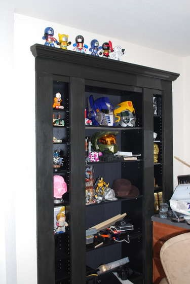 Build a Secret Spy Bookcase