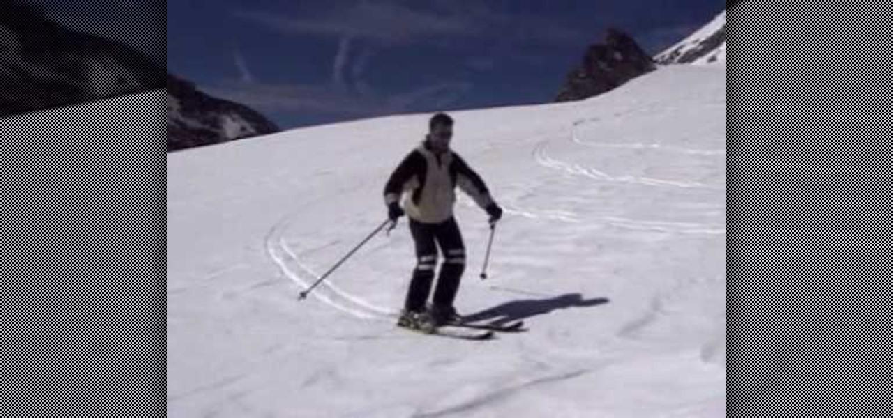 Skiing how to ski « wonder