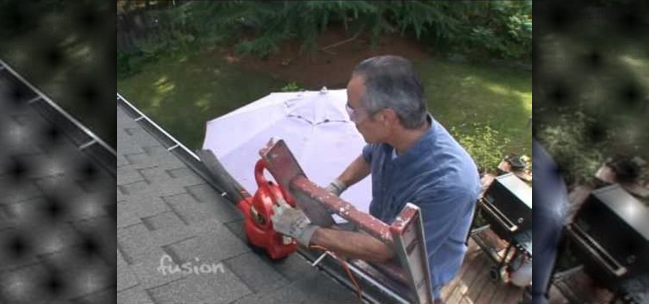 How To Clean Your Gutters Around Your House Construction