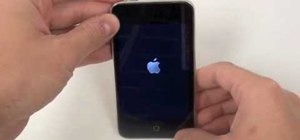Fix an unresponsive iPod Touch by hard resetting it