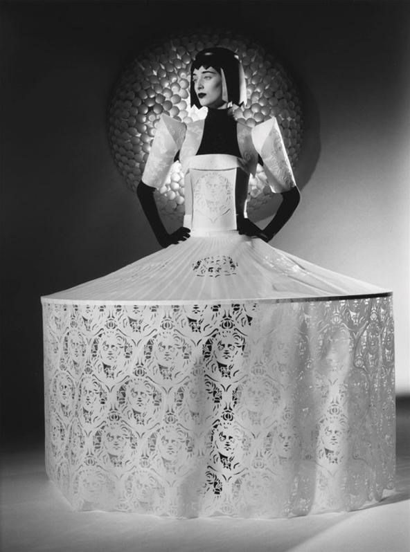 Sewing the Invisible: Jum Nakao's Paper Couture