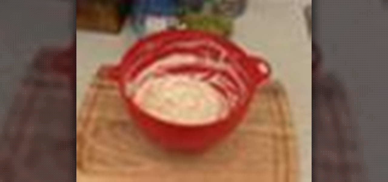 how to make cream cheese froting
