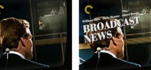 Creating the Criterion Broadcast News Cover