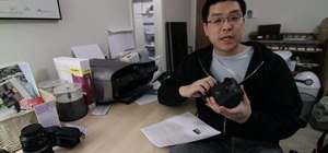 Shoot HD video on a Canon EOS 7D DSLR camera