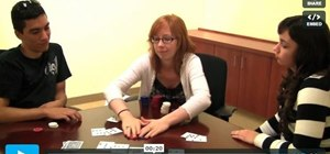 Improve your math skills by playing card games and playing music