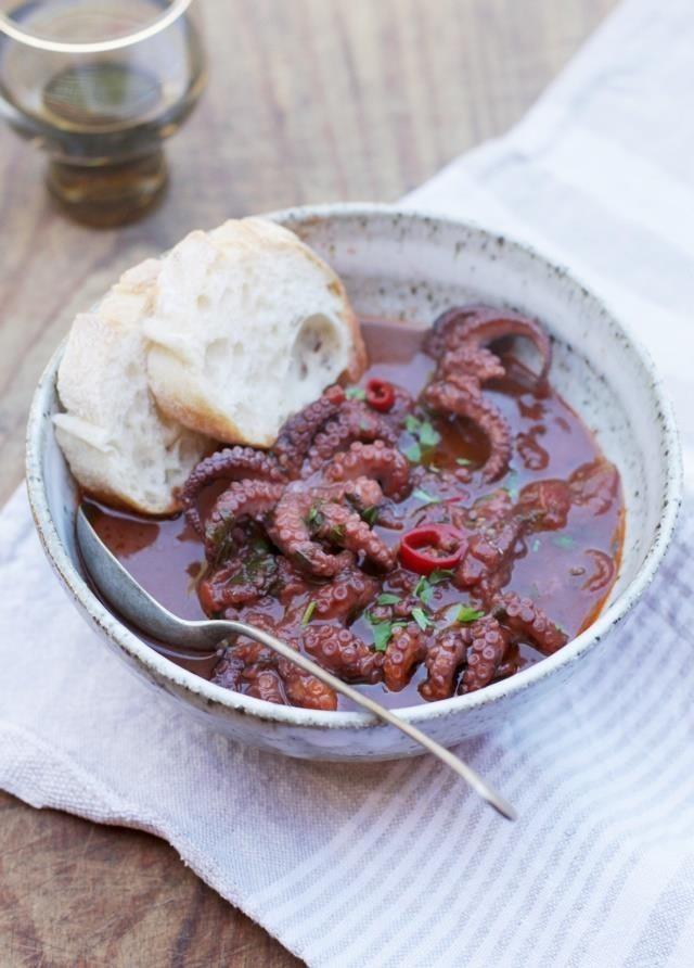 8 Easy Ways to Enjoy Eating Octopus