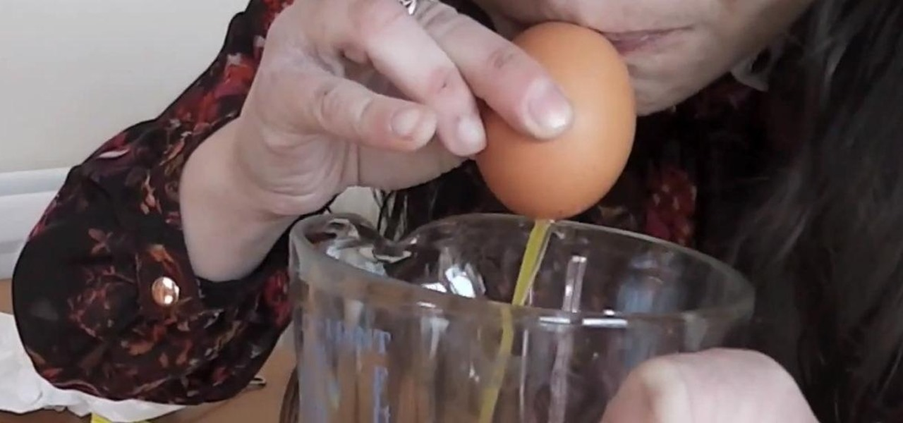 Blow and Decorate an Easter Egg