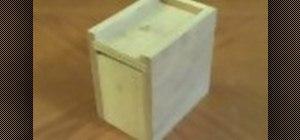 Make a scare box